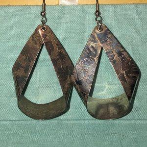Jewelry - Silver-Tone Fashion Earrings